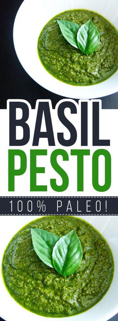 Homemade Paleo Pesto