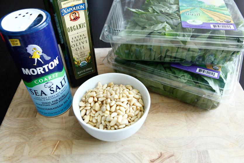 How-To: Make Homemade Paleo Pesto
