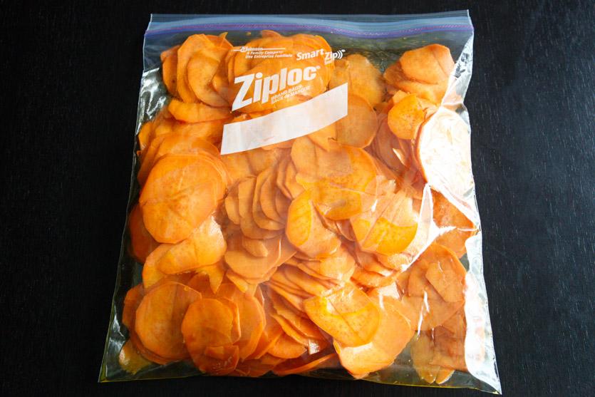 Paleo Salsa and Paleo Sweet Potato Chips