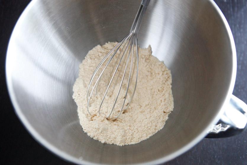 Simple Coconut Bread