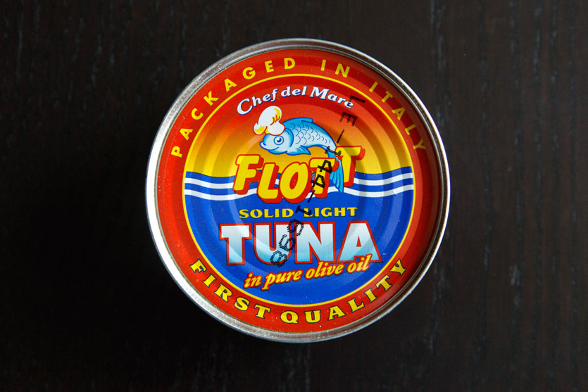 Tuna Guacamole