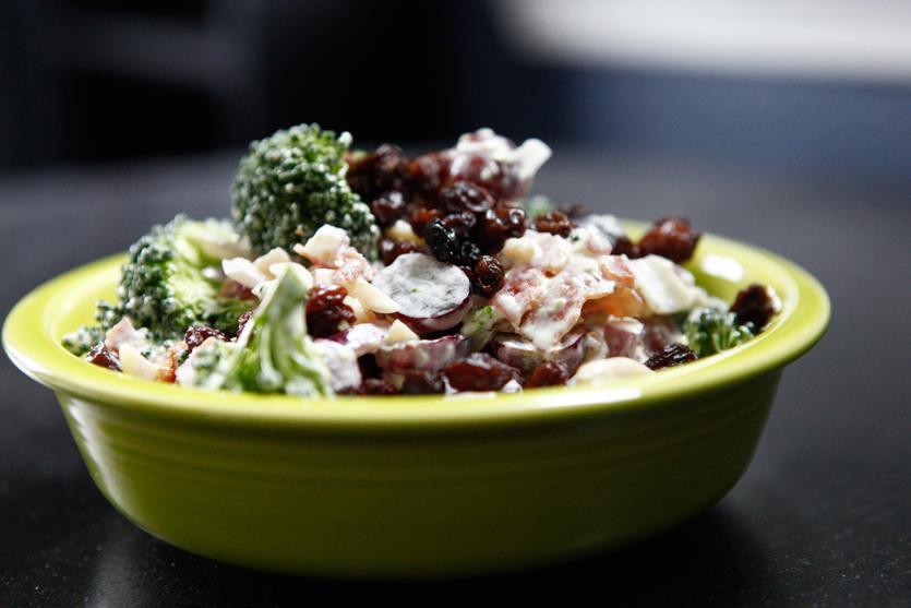 Grape Super Salad