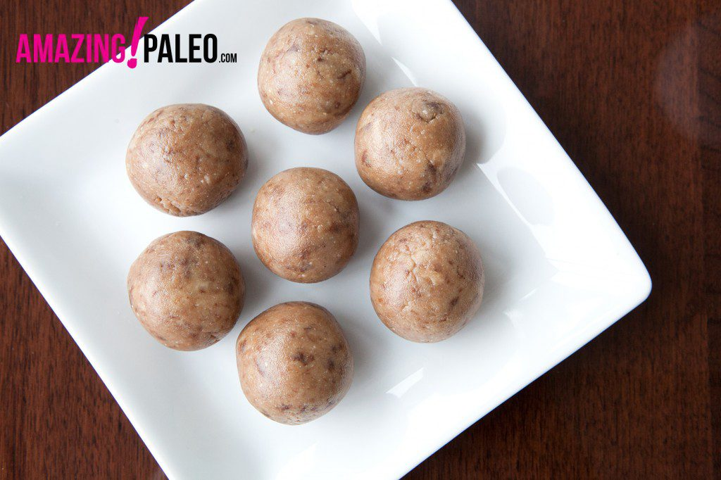 Paleo Power Balls