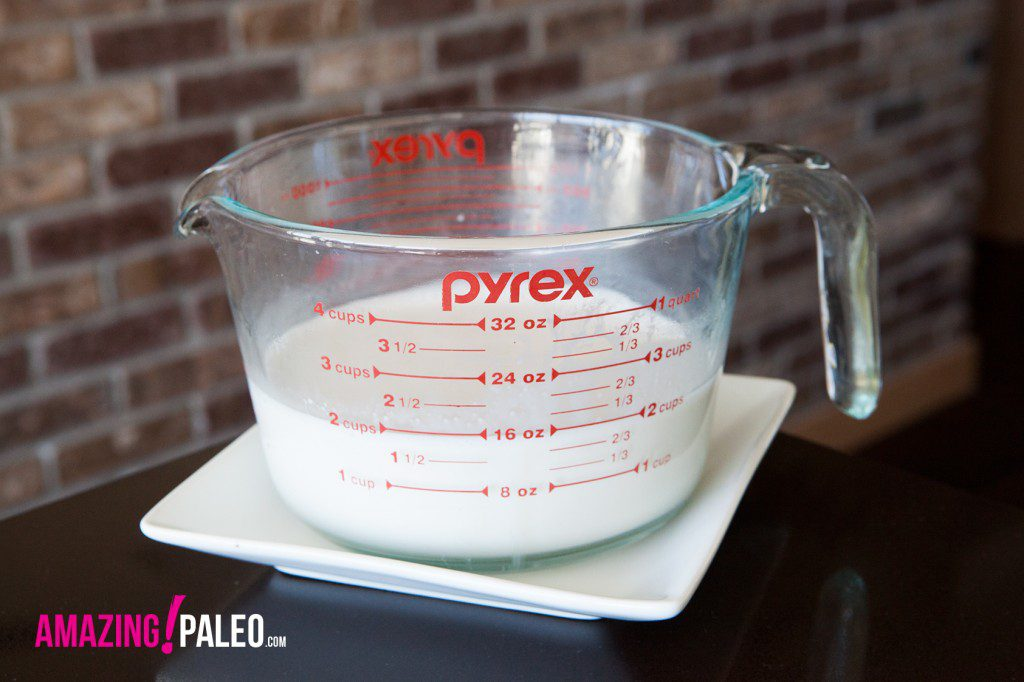 How-To: Make Homemade Paleo Almond Milk