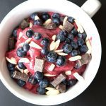 Berry Galore Healthy Bowl