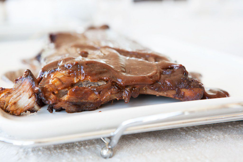 Best Ever BBQ Ribs (Slow Cooked & Grilled)