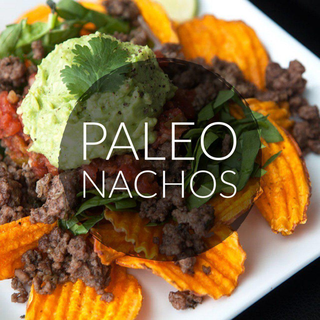 Paleo Nachos