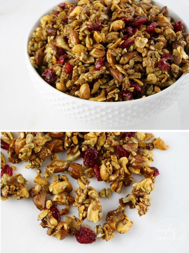 Paleo-Honey-Granola-5