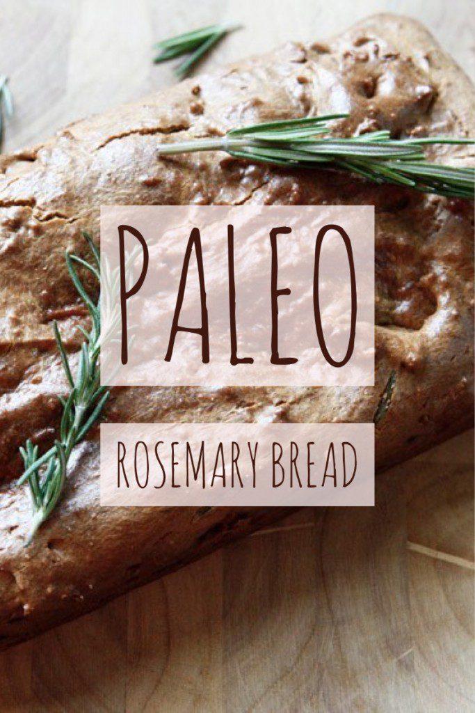 Paleo Rosemary Bread