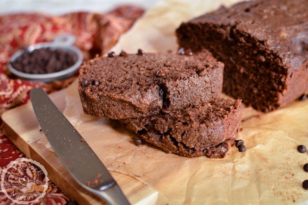11. Grain Free Chocolate Bread