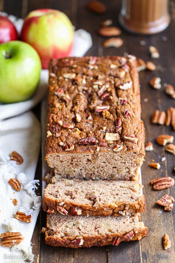 Paleo Apple Cinnamon Bread 2