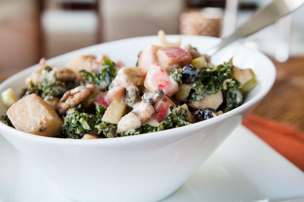 Creamy Paleo Waldorf Salad