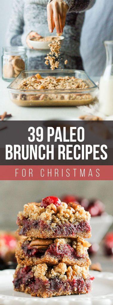 39 Paleo Brunch Recipes for Christmas