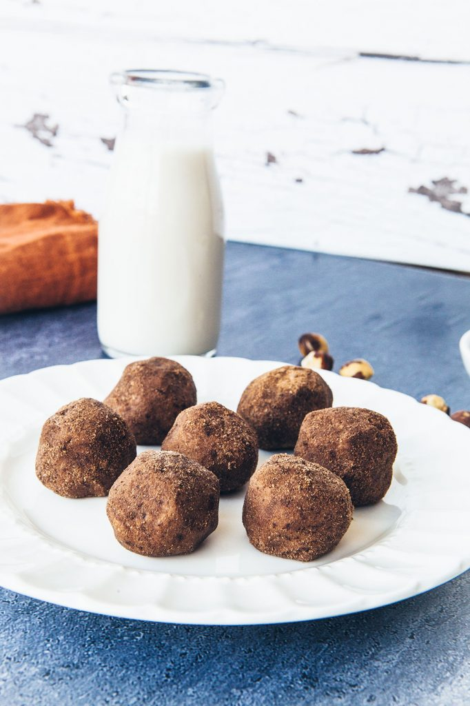 Nutella Collagen Bliss Balls