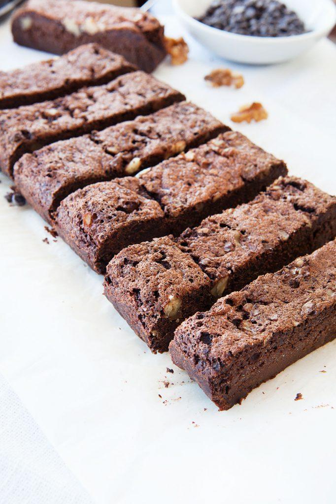 Brownie Bread