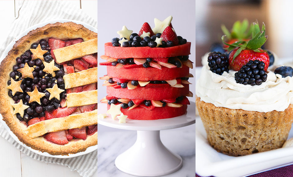 Fifty 4th Of July Paleo Dessert Recipes Easy Gluten