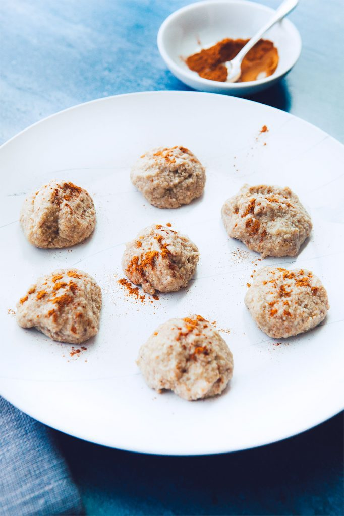 Nutty Coconut Energy Balls