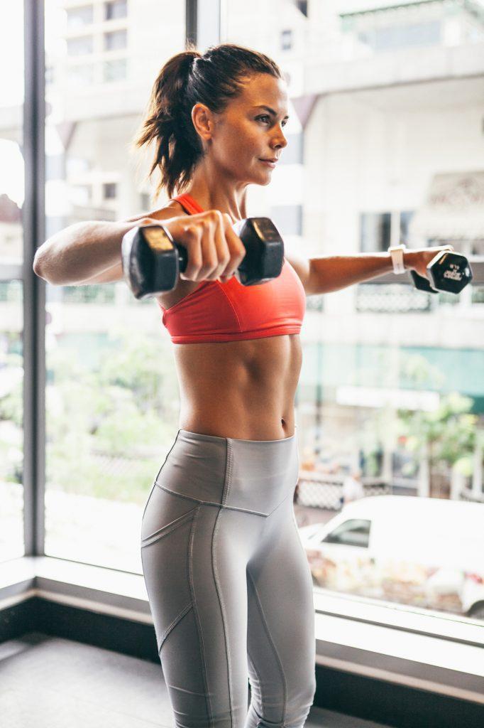 Week 4 Day 25 Workout