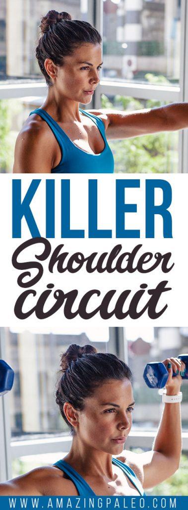 Killer Shoulder Circuit