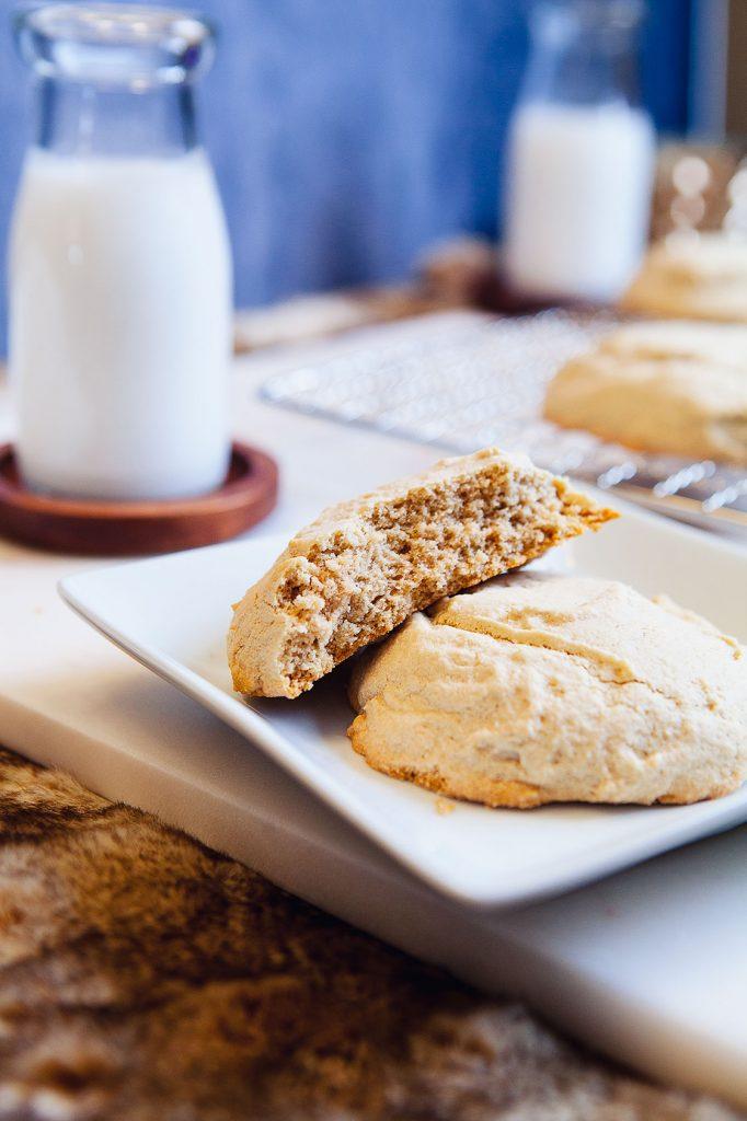 Cassava Flour Sugar Cookies