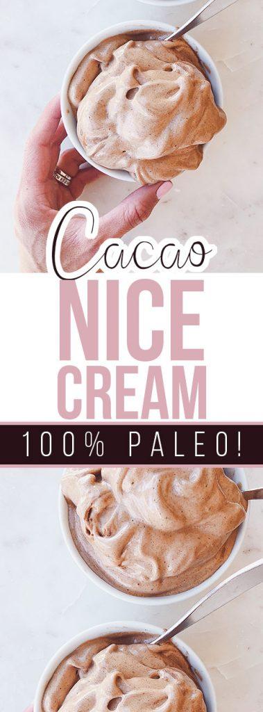 Cacao Nice Cream
