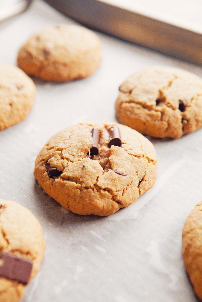 Best Paleo Chocolate Chip Cookies