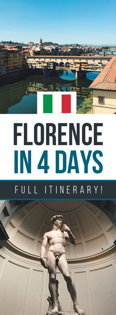 Florence in 4 Days