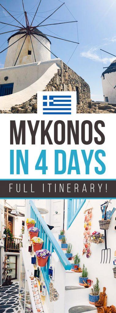 Mariel's Mykonos Guide