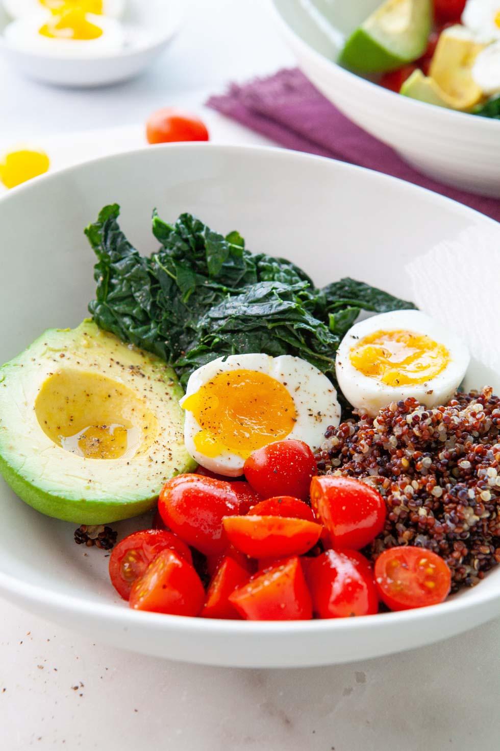 Savory Breakfast Bowl