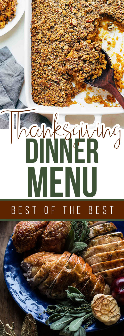 The Best Thanksgiving Dinner Recipes on the Internet