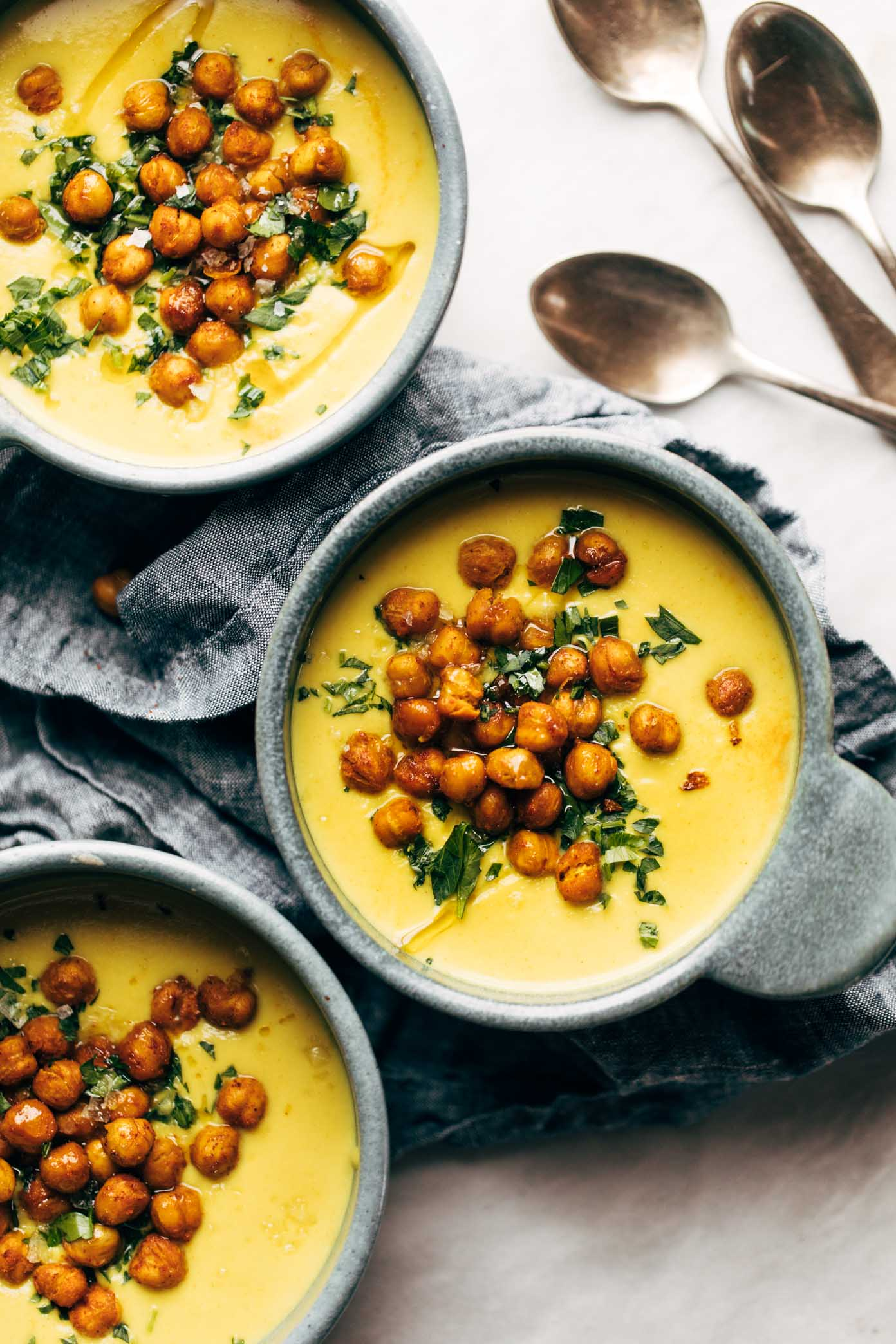Golden Soup
