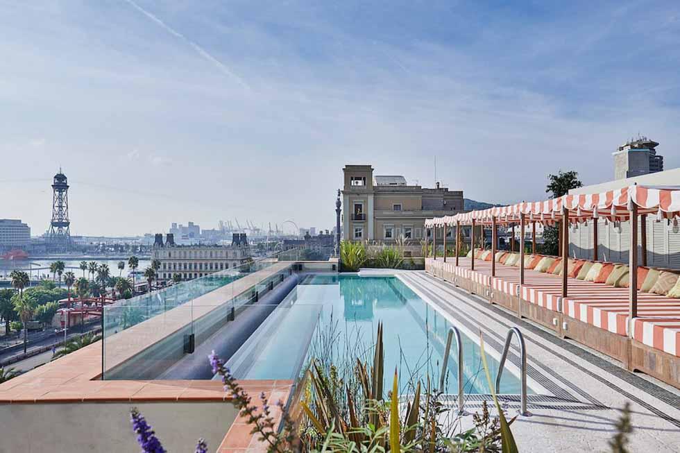 Best 5-star Hotel in Barcelona