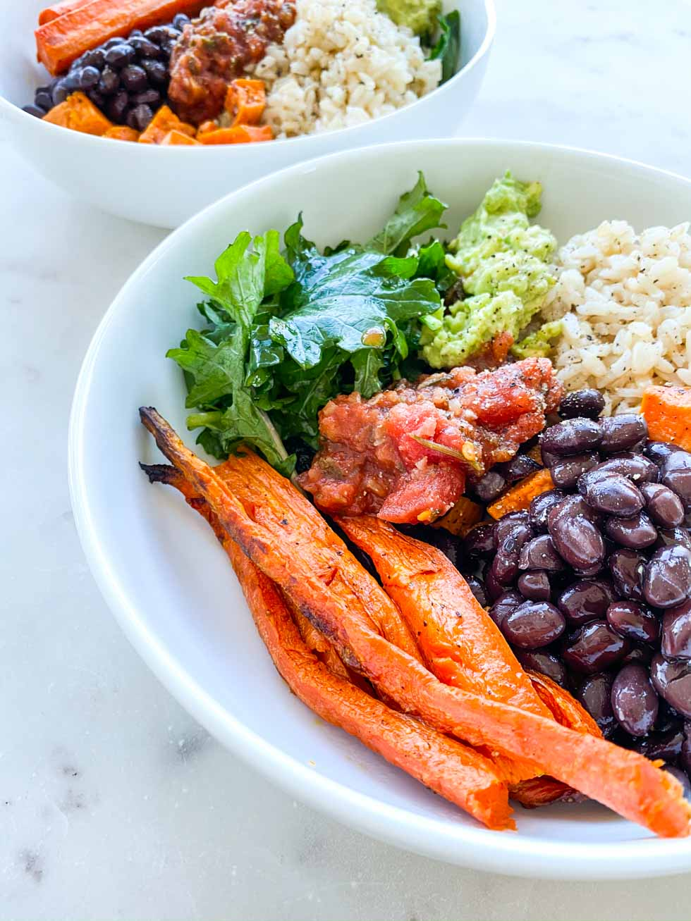 Plant Based Mexican Bowls