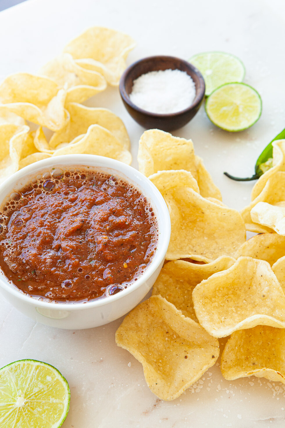Fire Roasted Chipotle Salsa