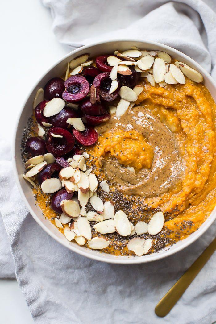 Sweet Potato Whole30 Breakfast Bowl