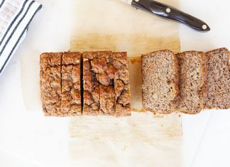 Road to Hana Banana Bread Recipe