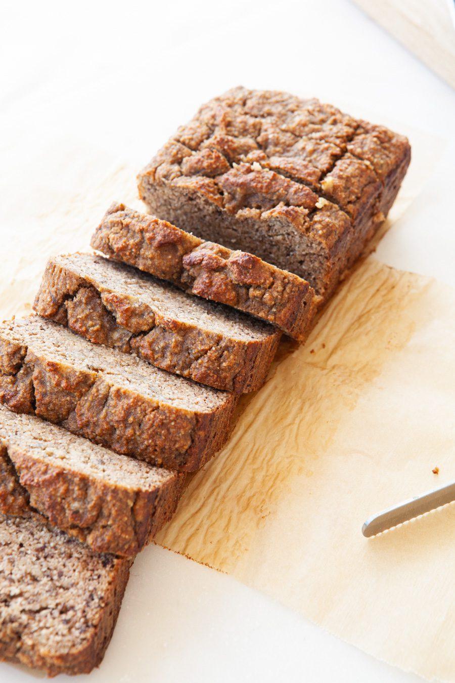 Road to Hana Banana Bread Recipe